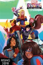 Download Marvel Rising: Secret Warriors (2018) Subtitle Bahasa Indonesia