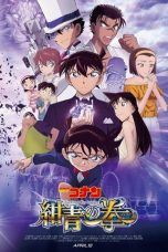 Download Film Detective Conan: The Fist of Blue Sapphire 2019 Sub Indo