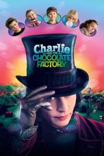 Download Film Charlie and the Chocolate Factory (2005) Sub Indo