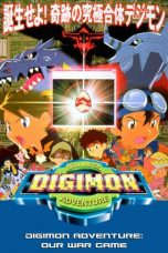 Download Film Digimon Adventure Our War Game (2000) Sub Indo