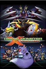 Download Film Digimon X-Evolution (2005) Sub Indo