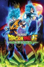 Download Film Dragon Ball Super: Broly 2018 Sub Indo Bluray