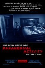 Download Film Paranormal Activity 2007 Sub Indo Kualitas Bluray