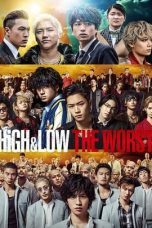 Download High & Low The Worst The Movie (2019) Sub Indo