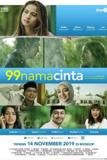 Download Film 99 Nama Cinta 2019 Streaming Kualitas HD Full Movie