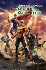 Download Film Justice League: Throne of Atlantis 2015 Sub Indo
