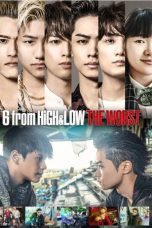 Download 6 from HiGH&LOW THE WORST (2020) Sub Indo Full Episode